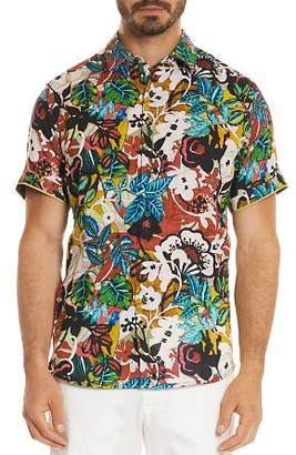 Robert Graham Havana Classic Fit Button-Down Shirt