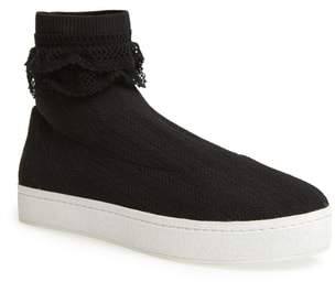 Opening Ceremony Bobby Sock Knit Sneaker