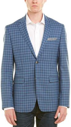 Original Penguin Slim Fit Wool-Blend Sport Coat