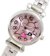 Amore Dolce (アモーレ ドルチェ) - アモーレドルチェ AMORE DOLCE クォーツ レディース 腕時計 AD13307SS-SSPK ステンレスベルト