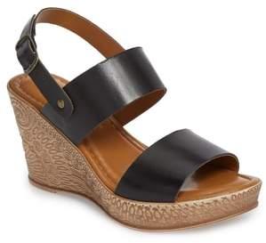 Bella Vita Cor Wedge Sandal
