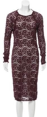Etoile Isabel Marant Open Knit Midi Dress w/ Tags