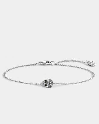 Thomas Sabo Diamond Skull Bracelet