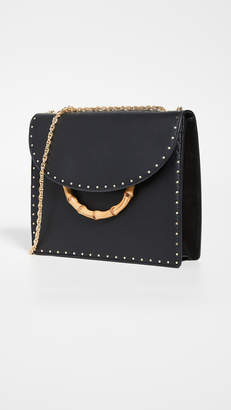 Loeffler Randall Marla Square Bag with Chain
