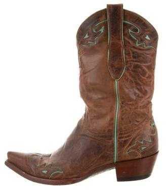 Old Gringo Mid-Calf Western Boots
