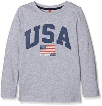 Camps Boy's K10 1354 T-Shirt,18-24 Months
