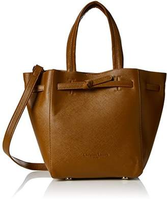 Christian Lacroix Women's MCL782F Top-Handle Bag Brown