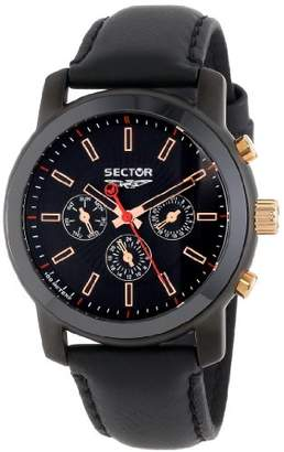 Sector Unisex R3271639125 Urban Explorer Analog Stainless Steel Watch