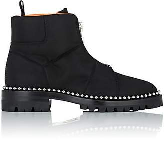 Alexander Wang Women's Cooper Nylon Ankle Boots - Black