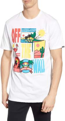 Vans Tropicool Graphic T-Shirt