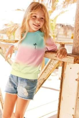 Next Girls Tie Dye Sweater (3-16yrs)