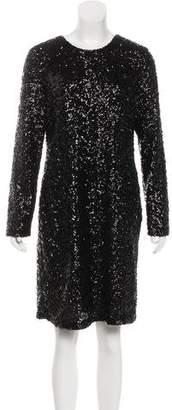 Tory Burch Sequin Sheath Dress w/ Tags
