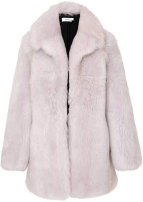A.L.C. Oversized Shearling Coat