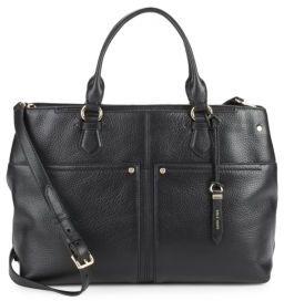 Cole Haan Ilianna Leather Crossbody Bag