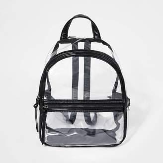 clear Art Class Girls' Backpack with Trim - art classTM Black