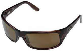 Maui Jim Peahi Plastic Frame Sport Sunglasses