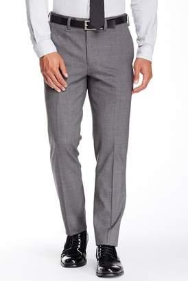 """Louis Raphael Slim Fit Wool Blend Pants - 30-34\"""" Inseam"""