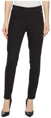 Calvin Klein Cropped Leg Pull-On Pants Women's Casual Pants