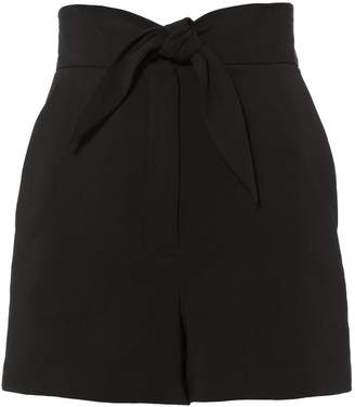 A.L.C. Kerry Tie Front Shorts