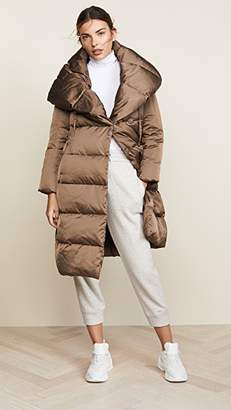 ADD Long Down Coat