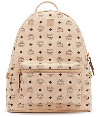 MCM Stark Side Stud Medium Backpack