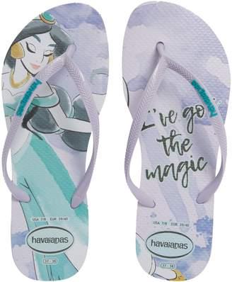 Havaianas Havaiana Slim - Disney Princess Flip Flop