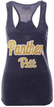 5th & Ocean Women's Pittsburgh Panthers Script Logo Tank