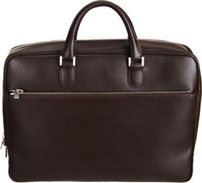 Valextra Zip Around Briefcase