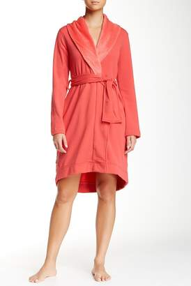 UGG Blanche Lightweight Double Knit Robe