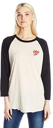 Obey Junior's Careless Whispers Raglan