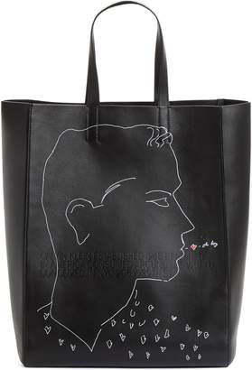 Calvin Klein x Andy Warhol Tote