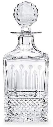 Saint Louis Tommy Crystal Square Decanter