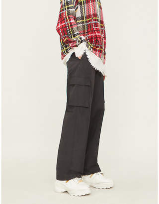 Stussy Reagan shell cargo trousers