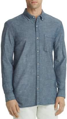 Joe's Jeans Sandoval Chambray Button-Down Shirt