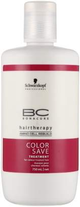Schwarzkopf Bc Color Save Treatment for Color Treated Hair