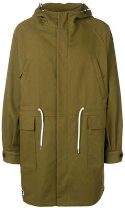 MSGM parka coat