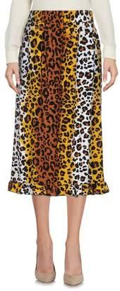 Love Moschino 3/4 length skirt