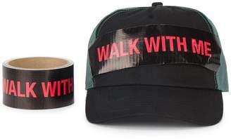 Raf Simons Walk With Me baseball cap