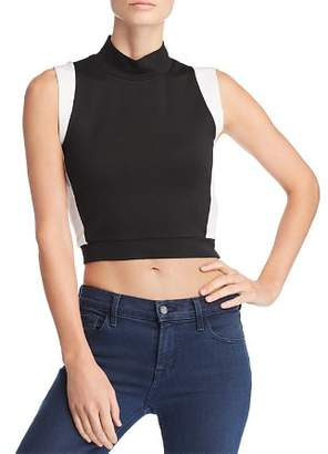 KENDALL + KYLIE Sleeveless Cropped Top
