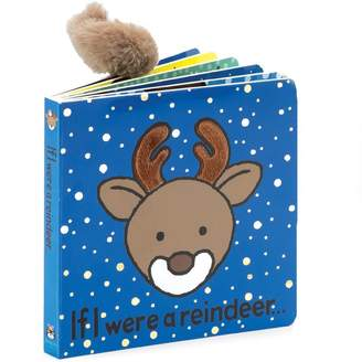 Jellycat Book Touch and Feel Reindeer