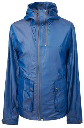 Pretty Green Zip Up Hooded Jacket