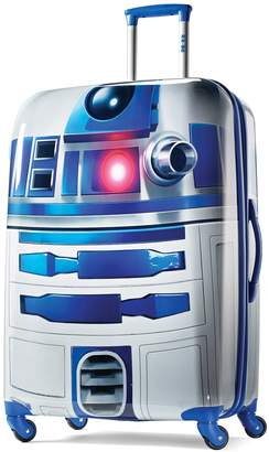 American Tourister Star Wars R2-D2 28-Inch Hardside Spinner Luggage