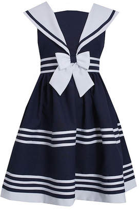 Bonnie Jean Sailor Dress - Girls 7-16 and Plus