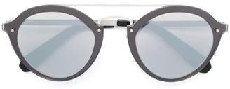 Philipp Plein round frame sunglasses