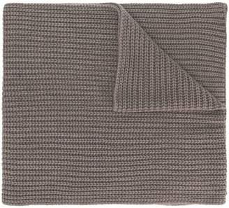 Iris von Arnim jersey knit scarf
