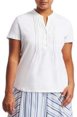 Marina Rinaldi Marina Rinaldi, Plus Size Zagabria Cotton Top