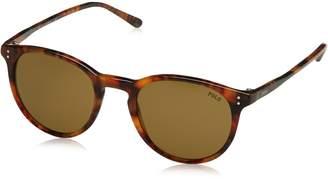 Polo Ralph Lauren Men's 0ph4110 Wayfarer Sunglasses