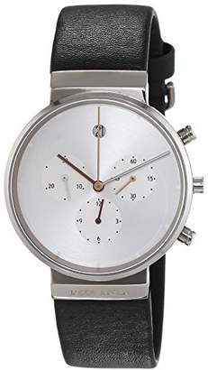 df71c1b9399b Jacob Jensen Men s Chronograph Quartz Watch with Rubber Strap Item NO.