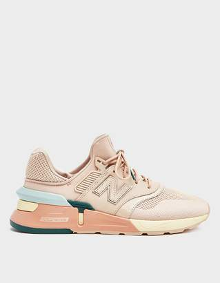 New Balance S997 Sneaker in Orange