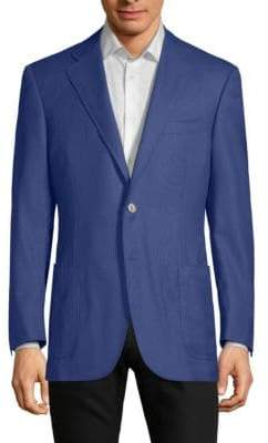 Canali Slim-Fit Two-Button Sportcoat